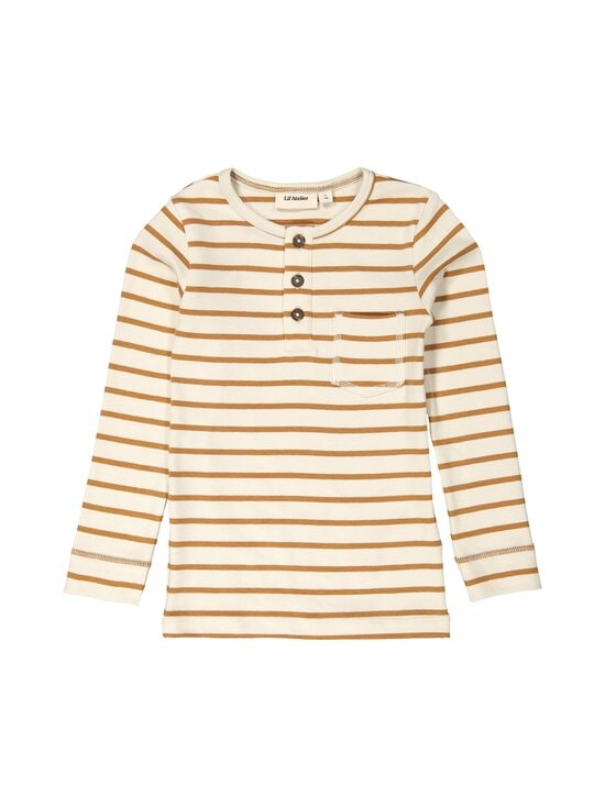 Lil' Atelier - NmmGeo-paita - TURTLEDOVE STRIPES:CATHAY SPICE | Stockmann - photo 1