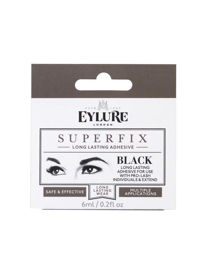 Eyelash Black Superfix -ripsiliima
