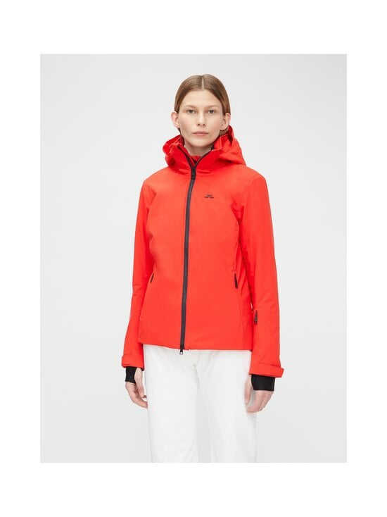 J.Lindeberg - Tracy Ski Jacket -takki - 4300 RACING RED | Stockmann - photo 4