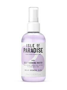 Isle of Paradise - Dark Self Tanning Water -itseruskettava vesi 200 ml | Stockmann