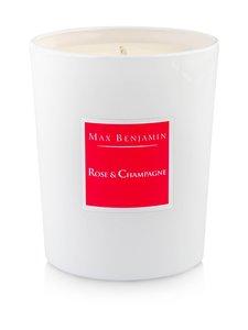 Max Benjamin - Rose Champagne -tuoksukynttilä 190 g - PINK | Stockmann