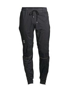 ON - Running Pants -juoksuhousut - BLACK | Stockmann