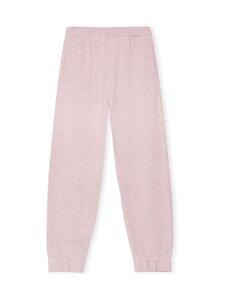 Ganni - Isoli Elasticated Pants -collegehousut - PALE LILAC PALE LILAC | Stockmann