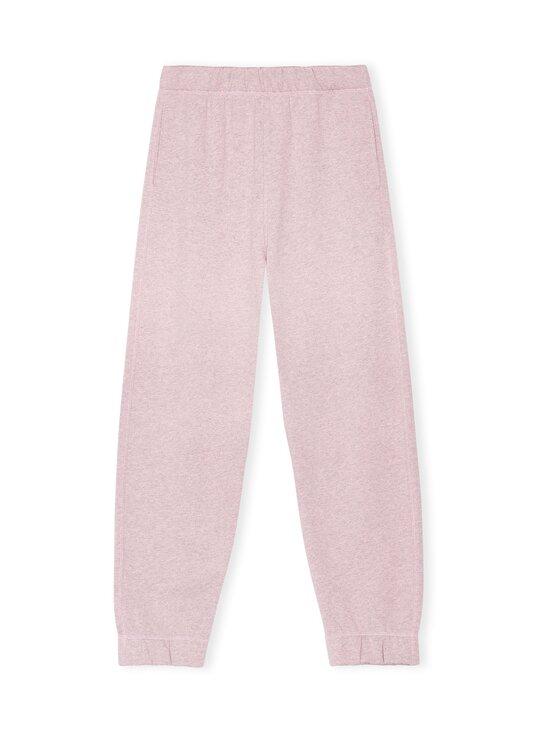 Ganni - Isoli Elasticated Pants -collegehousut - PALE LILAC PALE LILAC | Stockmann - photo 1