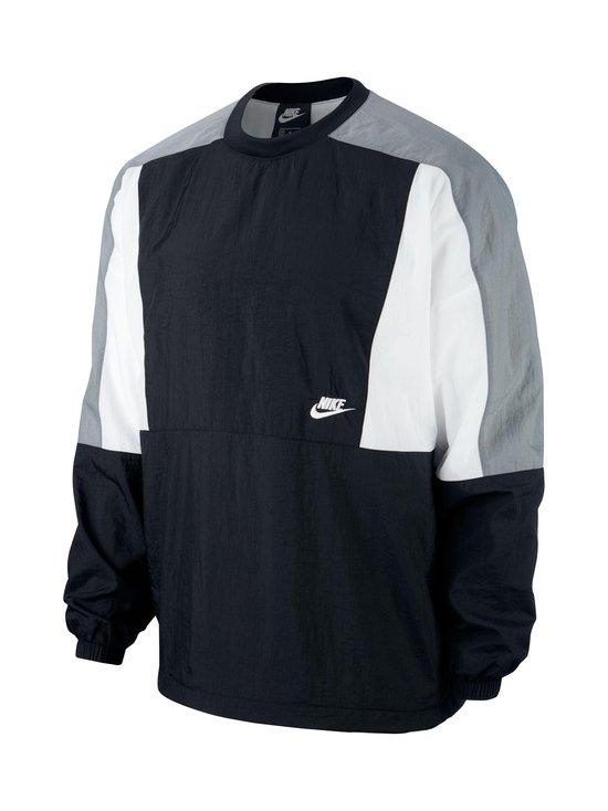 Nike - Sportswear-takki - 010 BLACK/WHITE/SMOKE GREY/WHITE   Stockmann - photo 1