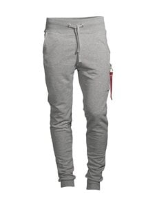 Alpha Industries - X-Fit-collegehousut - GREY HEATHER | Stockmann