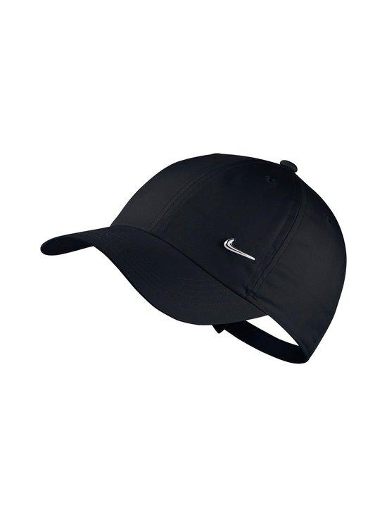 Nike - Y Metal Swoosh -lippalakki - BLACK | Stockmann - photo 1