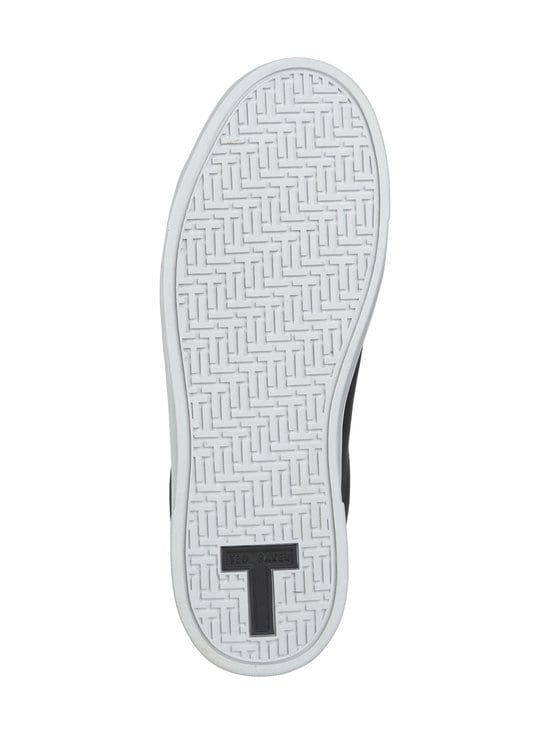 Ted Baker London - Merata Webbing Detail Leather Trainers -nahkatennarit - 00 BLACK   Stockmann - photo 3