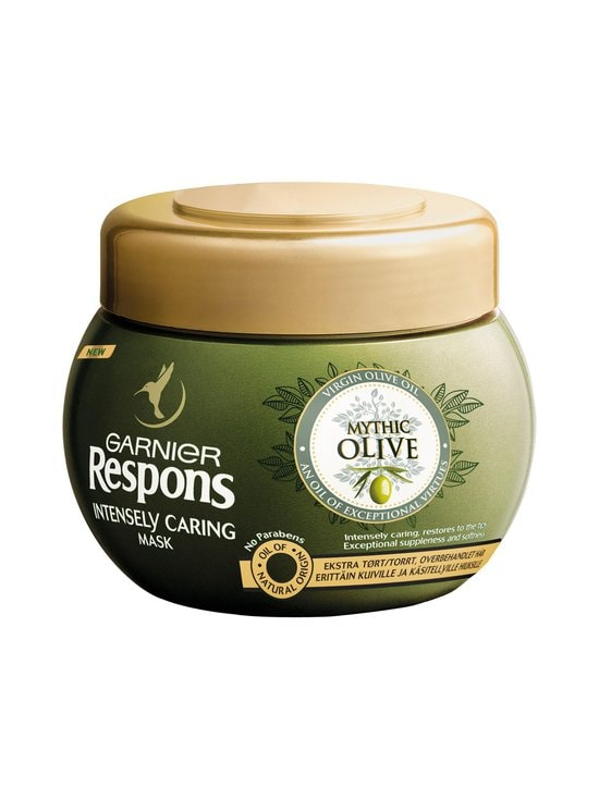 Garnier - Respons Mythic Olive -hiusnaamio 300 ml | Stockmann - photo 1