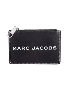 Marc Jacobs - Tag Top Zip Multi -lompakko - BLACK | Stockmann