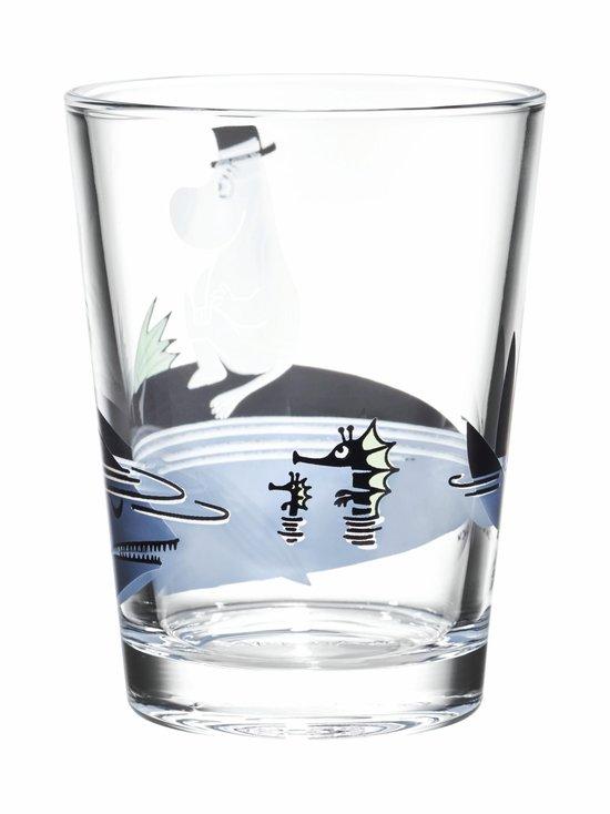 Muumipappa-juomalasi 22 cl