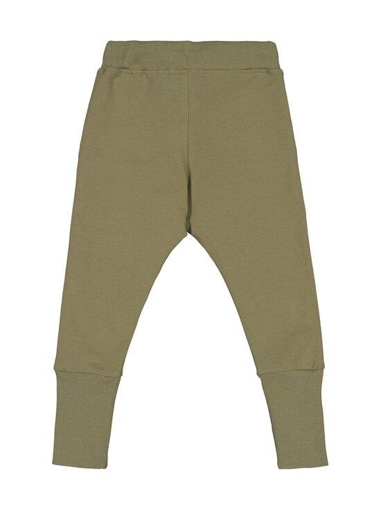 Metsola - Zipper Pants -collegehousut - 32 OLIVINE | Stockmann - photo 2