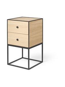 By Lassen - Frame Sideboard 35 -sivupöytä - OAK | Stockmann