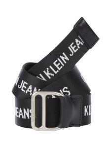 Calvin Klein Bags & Accessories - SLIDER WEBBING  -vyö - BDS BLACK | Stockmann