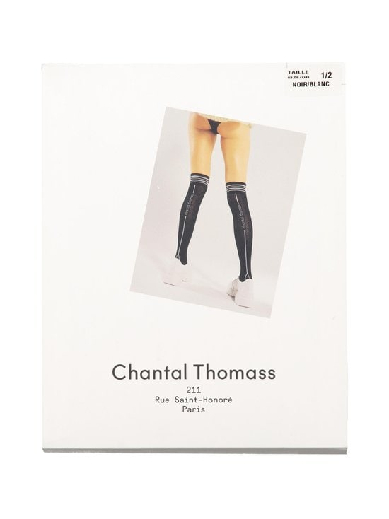 Chantal Thomass - Sport Chic -polvisukat - BLK WHITE | Stockmann - photo 2