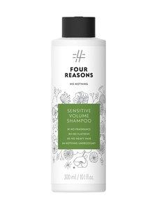 Four Reasons - No Nothing Sensitive Volume Shampoo 300 ml - null | Stockmann