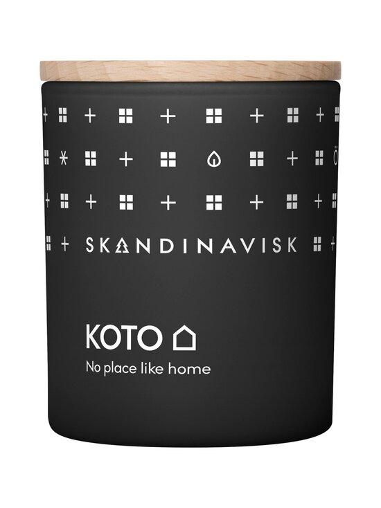 Skandinavisk - KOTO-tuoksukynttilä 65 g - BLACK | Stockmann - photo 1