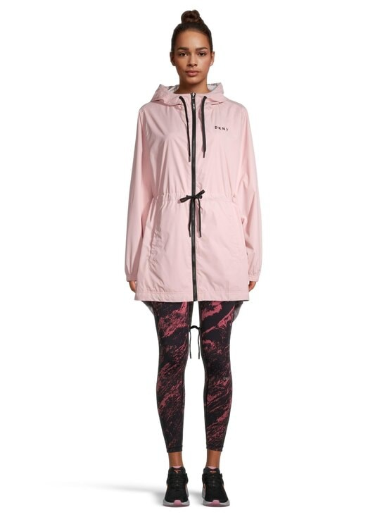 DKNY Sport - Reversible Hooded -takki - QYW ROSEW CMB | Stockmann - photo 2