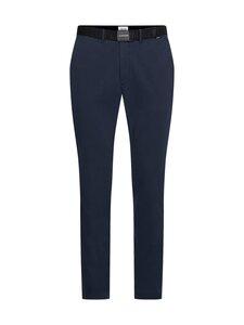Calvin Klein Menswear - Slim Fit Garment Dye Chino Belt -chinot - DW4 CALVIN NAVY | Stockmann