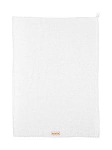 Balmuir - Keittiöpyyhe 70 x 50 cm - WHITE (VALKOINEN) | Stockmann