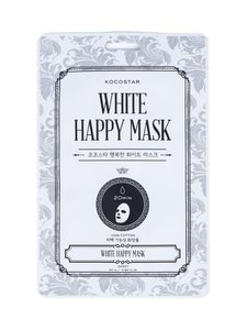 KOCOSTAR - White Happy Mask -kasvonaamio 25 ml - null | Stockmann