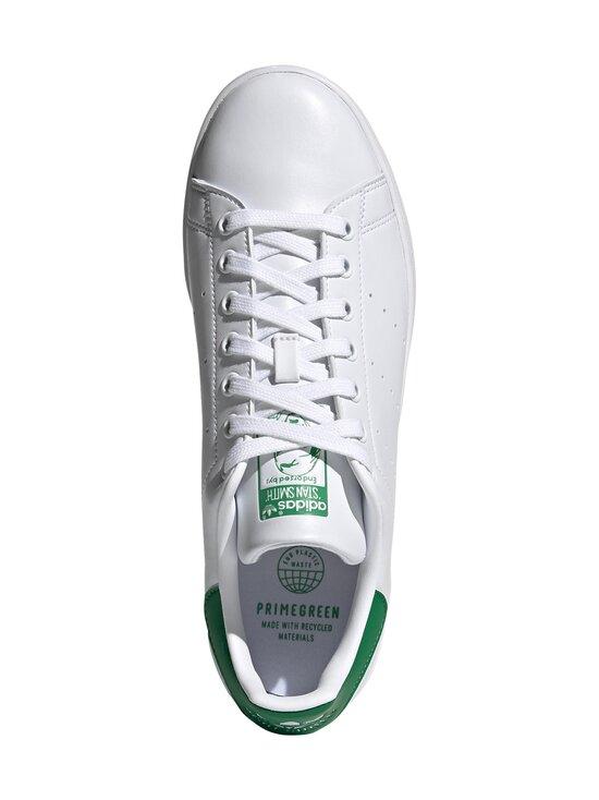 adidas Originals - Stan Smith -tennarit - FTWR WHITE/FTWR WHITE/GREEN   Stockmann - photo 4