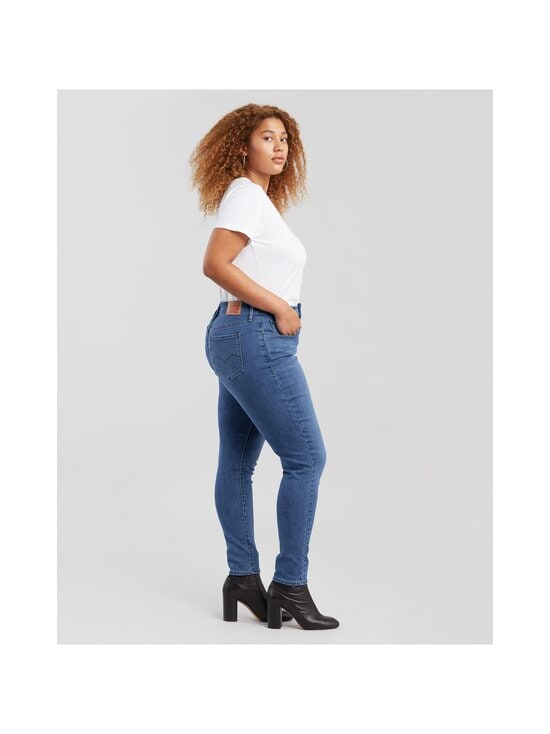 Levi's Plus - 310 PL Shaping Super Skinny -farkut - VELOCITY SUPER REAL PLUS | Stockmann - photo 5