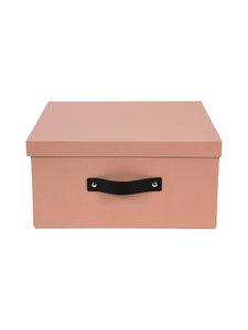 Bigso Box - Austin-säilytyslaatikko - DUSTY PINK (VAALEANPUNAINEN) | Stockmann