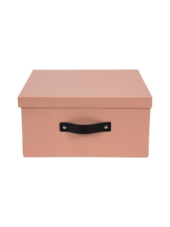 Bigso Box - Austin-säilytyslaatikko - DUSTY PINK (VAALEANPUNAINEN) | Stockmann - photo 1