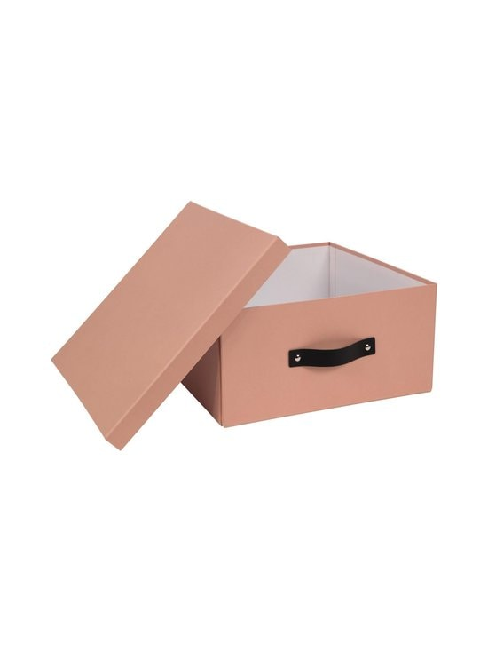 Bigso Box - Austin-säilytyslaatikko - DUSTY PINK (VAALEANPUNAINEN) | Stockmann - photo 3