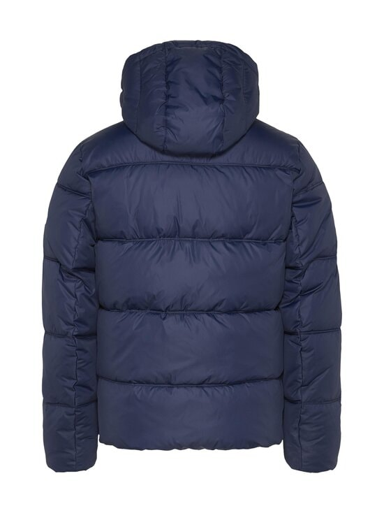 Tommy Jeans - Tjm Colour-Blocked Padded -toppatakki - C87 TWILIGHT NAVY 654-860 | Stockmann - photo 2