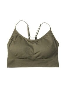 Superdry Sport - Training Seamless Contour Sports Bra -urheiluliivit - ZC3 ARMY KHAKI | Stockmann