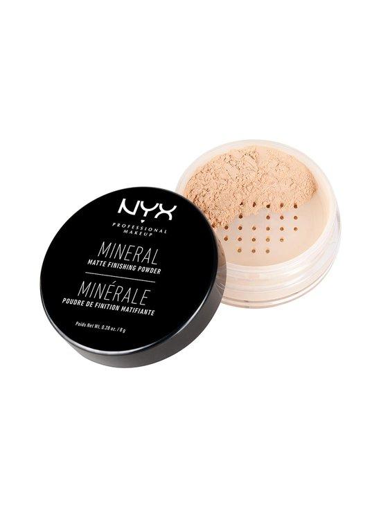 NYX Professional Makeup - Mineral Finishing Powder -mineraalipuuteri - 01 LIGHT/MEDIUM   Stockmann - photo 1