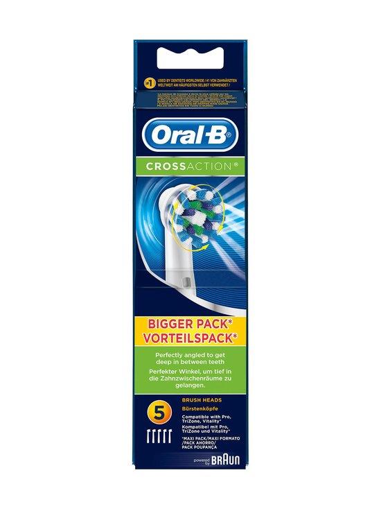 Oral-B - CrossAction-harjaspäät 5 kpl - null | Stockmann - photo 2