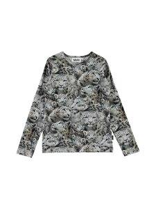 Molo - Rose-pitkähihainen paita - 6376 WINTER LEOPARDS | Stockmann
