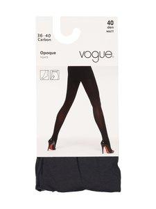 Vogue - Opaque 40 den -sukkahousut - 1191 CARBON (GREY) | Stockmann