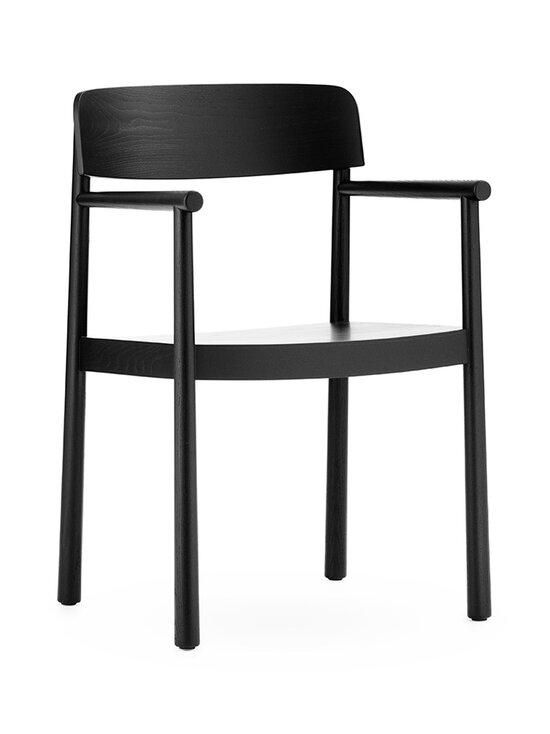 Normann Copenhagen - Timb Armchair -tuoli - BLACK | Stockmann - photo 1