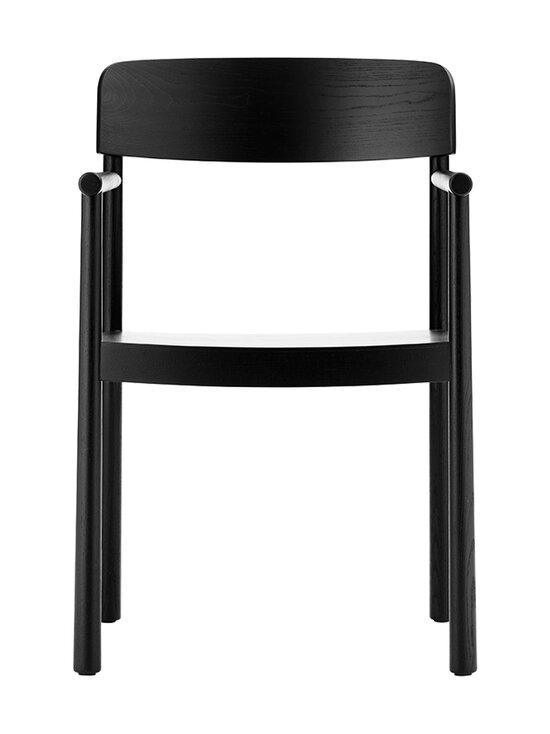 Normann Copenhagen - Timb Armchair -tuoli - BLACK | Stockmann - photo 2