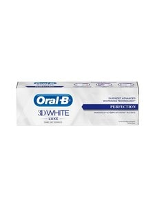 Oral-B - 3D White Luxe Perfection -hammastahna 75 ml - null | Stockmann
