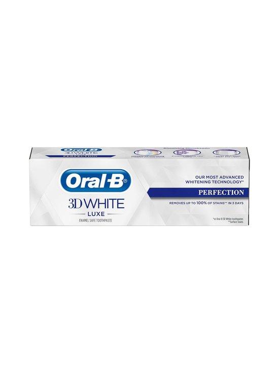 Oral-B - 3D White Luxe Perfection -hammastahna 75 ml   Stockmann - photo 1