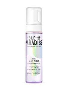 Isle of Paradise - Dark Glow Clear Self Tanning Mousse -itseruskettava vaahto 200 ml | Stockmann