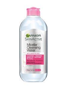 Garnier - Garnier Skin Active Micellar -puhdistusvesi kuivalle ja herkälle iholle 400 ml | Stockmann