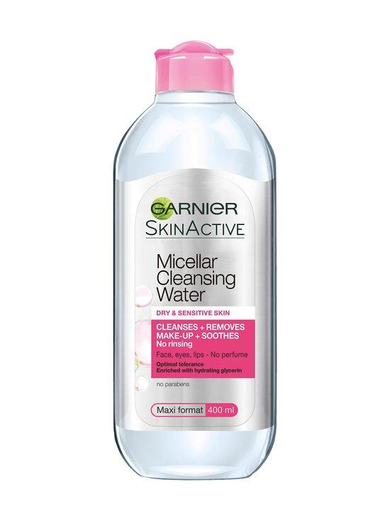 Garnier - Garnier Skin Active Micellar -puhdistusvesi kuivalle ja herkälle iholle 400 ml | Stockmann - photo 1