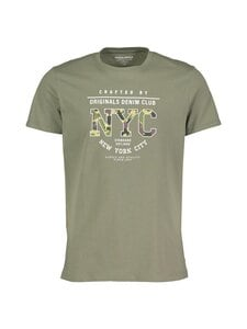 Jack & Jones - JorFaster Tee -paita - DUSTY OLIVE | Stockmann