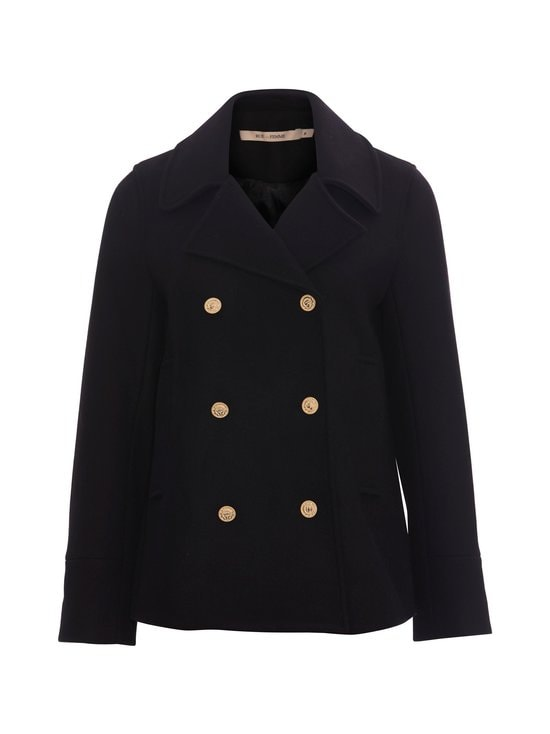 RUE de FEMME - Suma Skipper Jacket -villakangastakki - 20 BLACK | Stockmann - photo 1