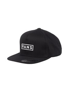Vans - Easy Box Snapback -lippalakki - BLACK | Stockmann