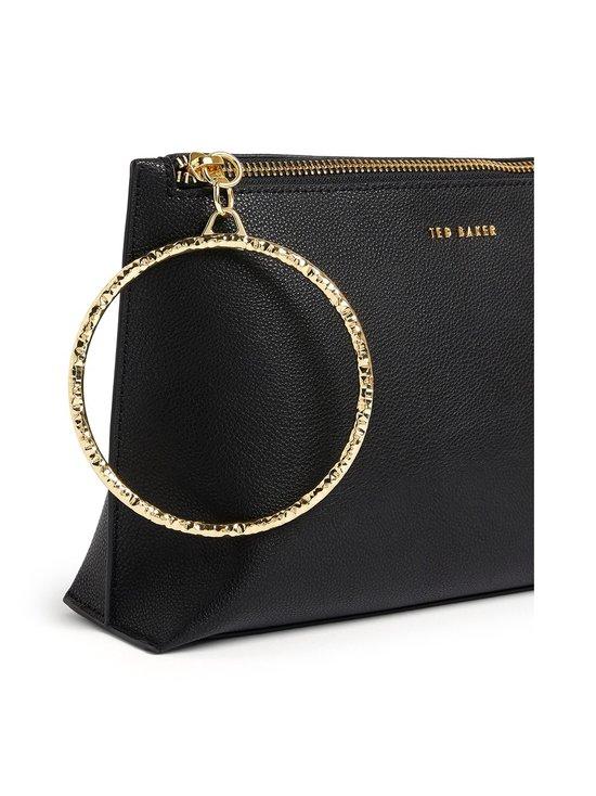 Ted Baker London - Ingaah Textured Ring Bracelet Clutch -nahkalaukku - 00 BLACK | Stockmann - photo 2