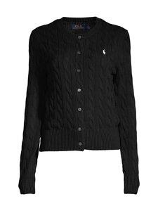Polo Ralph Lauren - Puuvillaneuletakki - BLACK   Stockmann