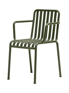HAY - Palissade-tuoli käsinojilla 51 x 56 cm - OLIVE (OLIIVINVIHREÄ) | Stockmann