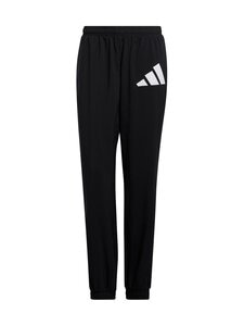 adidas Performance - Woven Bos Pant -housut - BLACK/WHITE BLACK/WHITE | Stockmann